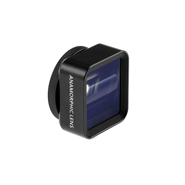 Smartphone Linse Anamorphic 1.33x