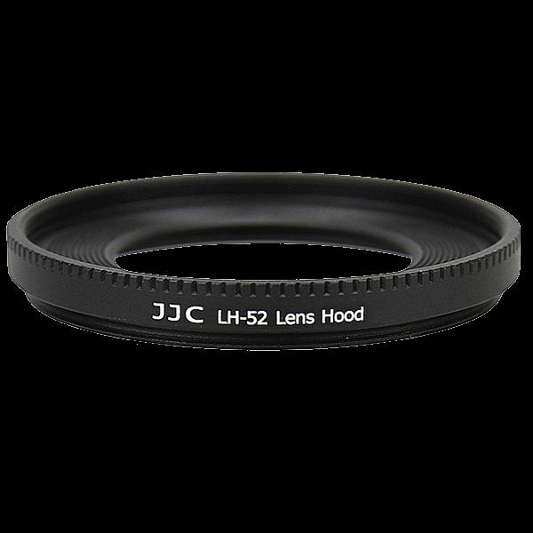 JJC LH-52 Gegenlichtblende Ersatz für Canon ES-52 Canon EF 40mm f/2.8 STM, Canon EF-S 24mm f/2.8 STM, Canon EF-M 18-55mm f/3.5-5.6 IS STM