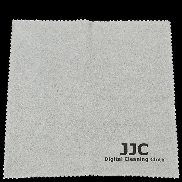 Mikrofaser-Reinigungstuch 15x15cm grau von JJC