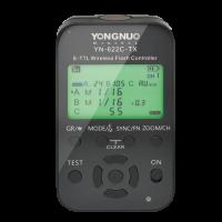 Yongnuo YN-622 C TX  e-TTL II Master Funk-Blitzauslöser zu Canon