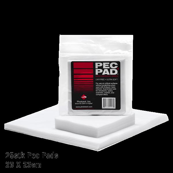 Photographic Solutions PEC-PAD Fototücher 25er Pack 23 x 23 cm