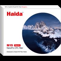 Haida M15 magnetischer Nano-vergüteter Polfilter