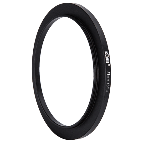 Kiwifotos Step-Up Ring 37-46mm