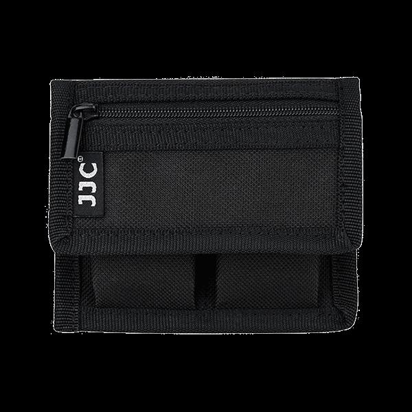 Tasche für bis zu 2 Akkus und Speicherkarten von JJC BC-P2