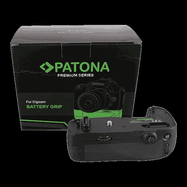 Batteriegriff für Nikon D750 von Patona