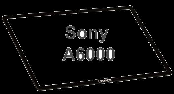 Displayschutz für Sony A6000, A6300 und A6500