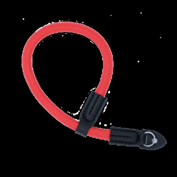 Handschlaufe aus Bergsteigerseil in rot