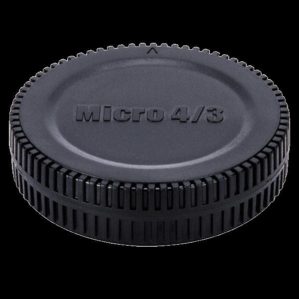 Gehäuse- & Objektivrückdeckel LR7 für Micro Four Thirds von JJC