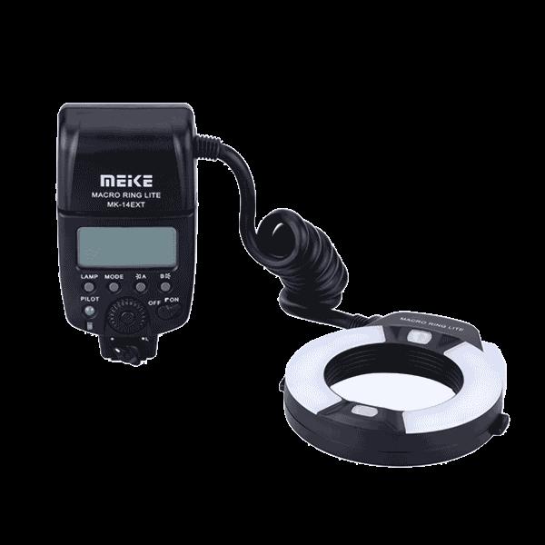 Meike Macro Ring Blitz MK-14EXT