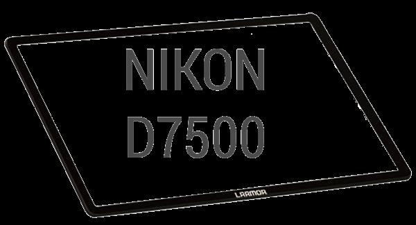 Displayschutz für Nikon D7500