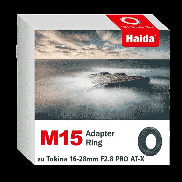 Haida M15 Adapter Ring zu Tokina 16-28mm F2.8 PRO AT-X Objektiv