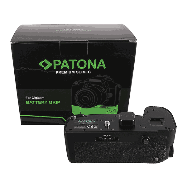 Batteriegriff für Panasonic G9 von Patona