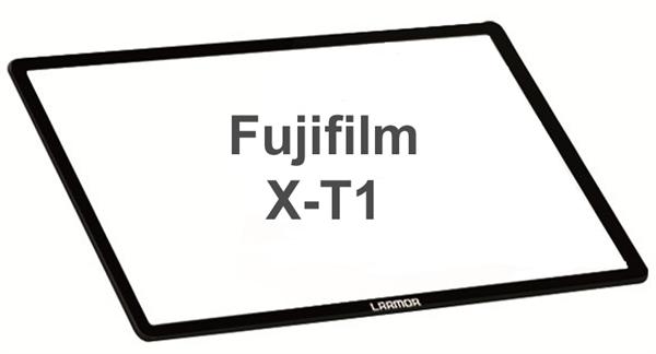 Displayschutz Fujifilm X-T1 und X-T2