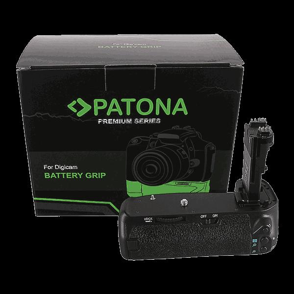 Batteriegriff für Canon 80D von Patona