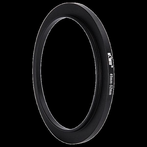 Kiwifotos Step-Up Ring 49-52mm