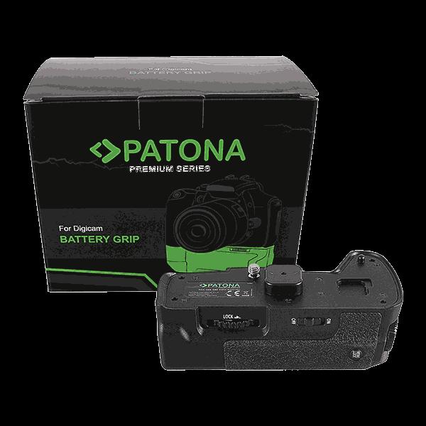 Batteriegriff für Panasonic G85 von Patona