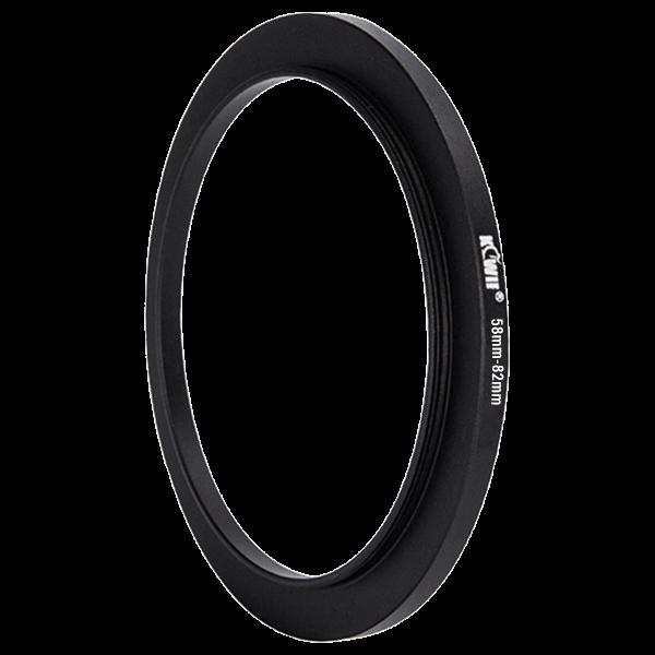 Kiwifotos Step-Up Ring 58-82mm