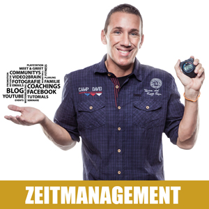 DVD Zeitmanagement mit Calvin Hollywood