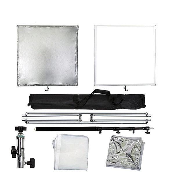 Jinbei mh 90x90 faltreflektor lichtduffusor fotozubeh r for Fenster 90x90